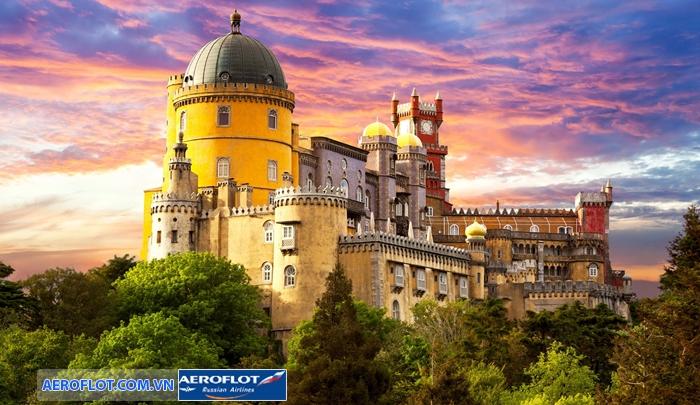 Lâu đài ở Sintra