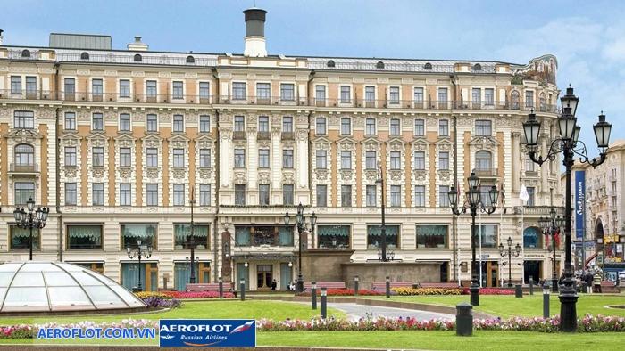 Khách sạn ở Moscow