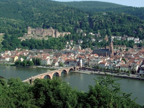 4.Heidelberg-Old-City-