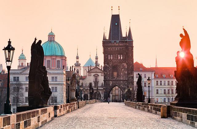 The Czech Republic - Prague: The Connection