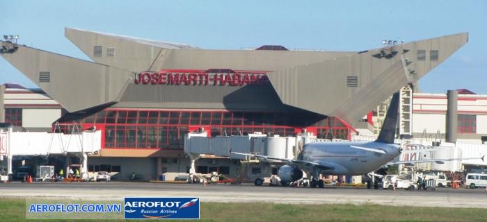 Sân bay quốc tếJose Marti