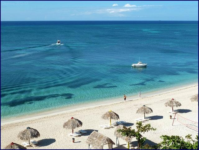 bãi biển Ancon trinidad