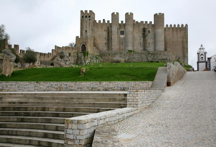 lâu đài của Guimarães