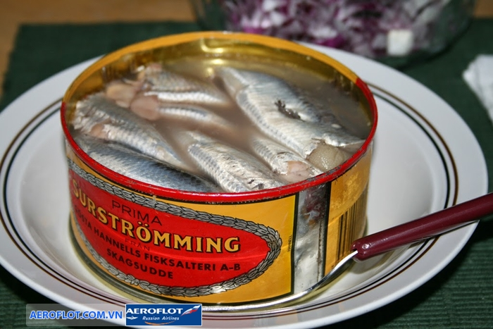 Món Surströmming