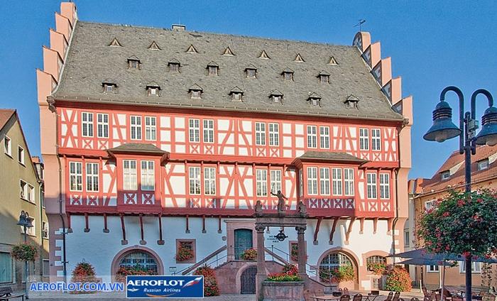 Thị trấn Hanau