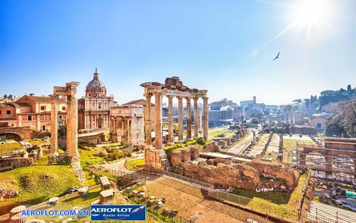 Khu vực Roman Forum