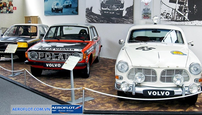 The Volvo Museum
