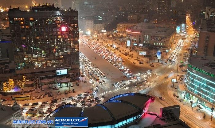 Kiev về đêm