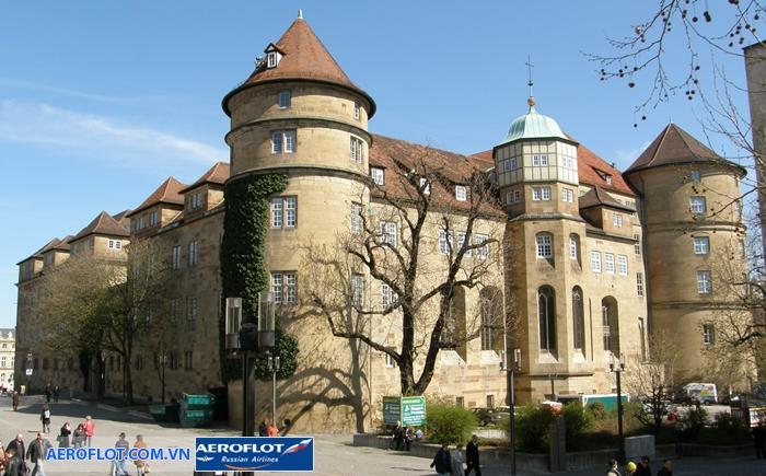 Lâu đài Altes Schloss