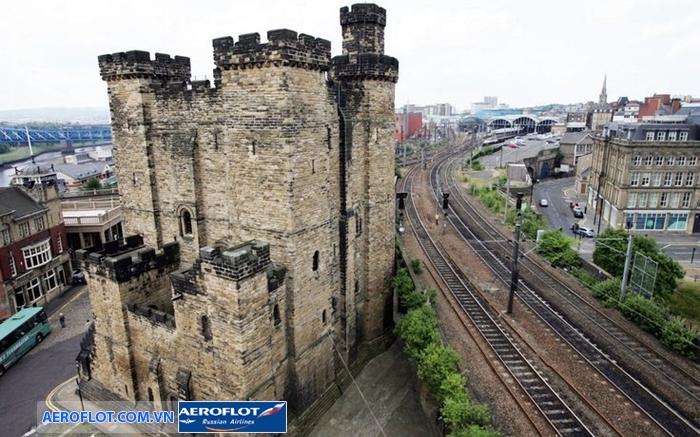 Tòa lâu đài Keep