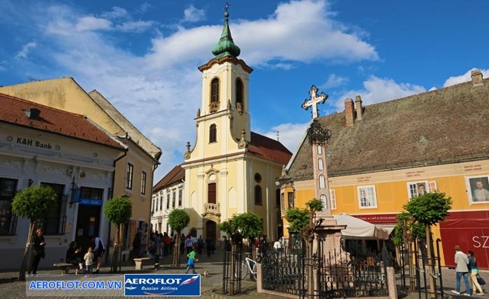 Thành phố Szentendre