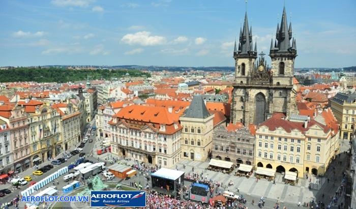 Thủ đô Prague