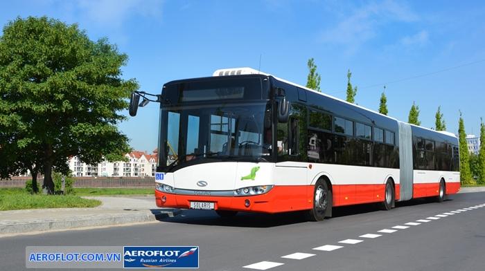 Xe bus ở CH Séc