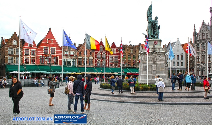 Thành phố Bruges