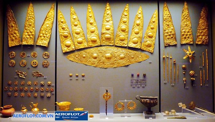 Bảo tàng khảo cổ quốc gia