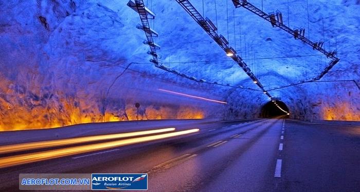 Đường hầm Leardal