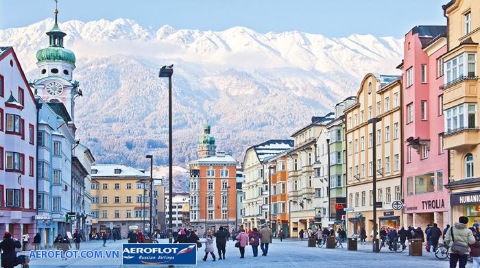 Thành phố Innsbruck