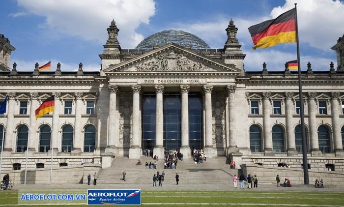 Tòa nhà chính phủ Reichstag