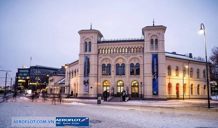 Trung tâm Nobel Hòa Bình
