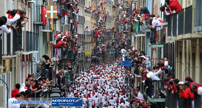 Lễ hội Fiesta de San Fermín