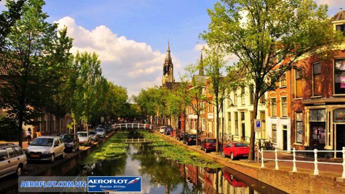 Delft ha lan