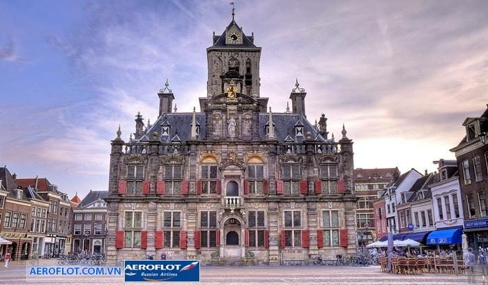 Tòa thị chính Stadhuis