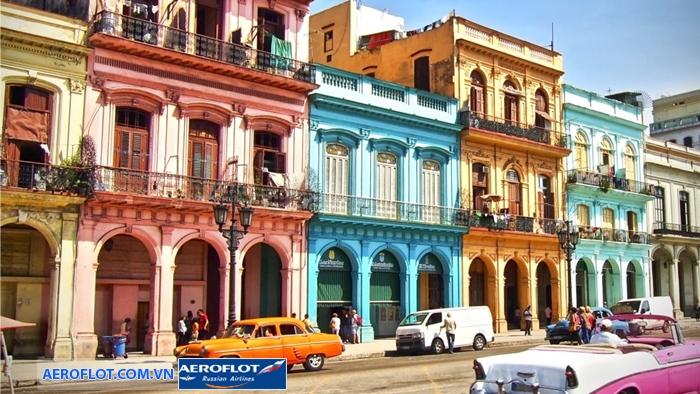 Thủ đô Havana quyến rũ