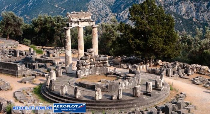 Khu di tích Delphi