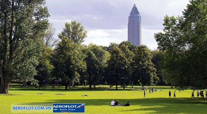 Công viên Grüneburgpark