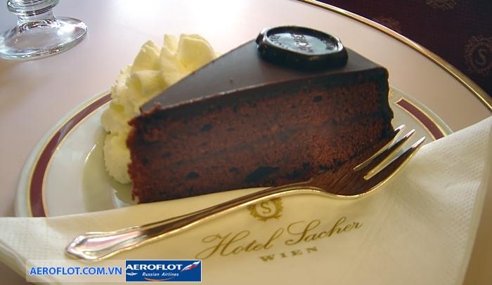 Bánh chocolate Sachertorte