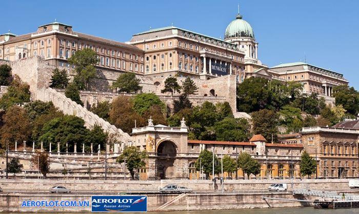 Cung điện Buda