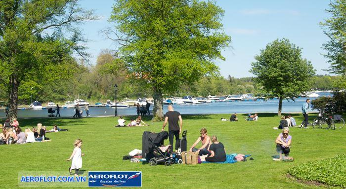 Công viên ở Stockholm