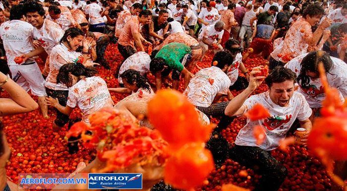 Lễ hộiLa Tomatina
