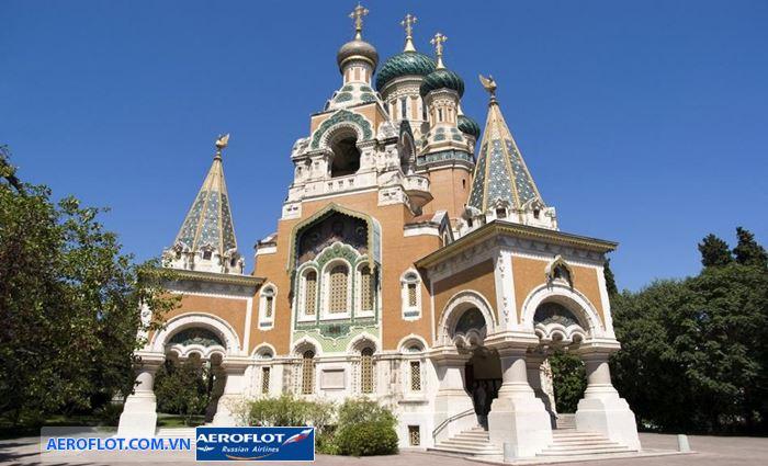 Nhà thờOrthodoxe Russe Saint-Nicolas
