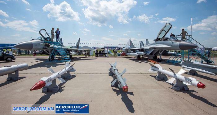 Triển lãm hàng không vũ trụ quốc tế