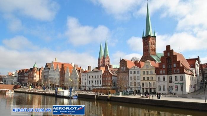 Cảng biển ở Đức