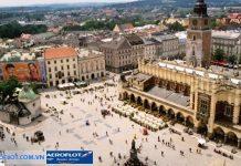 Khám phá quảng trường Main Market Square