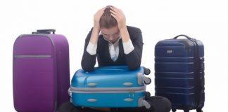 Aeroflot quy định về hành lý xách tay