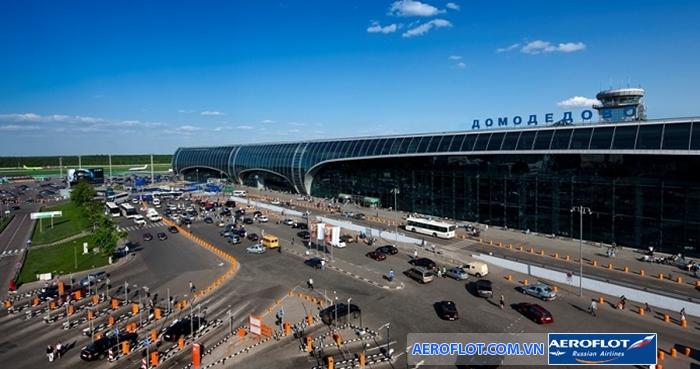 Sân bay Domodedovo
