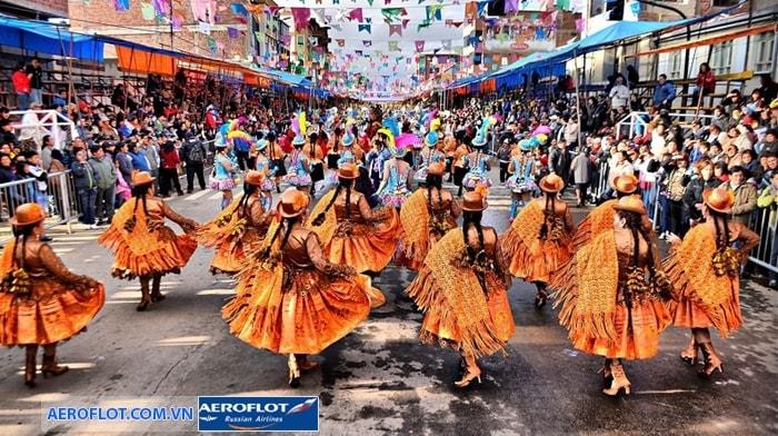 Những lễ hội nổi tiếng ở Pháp