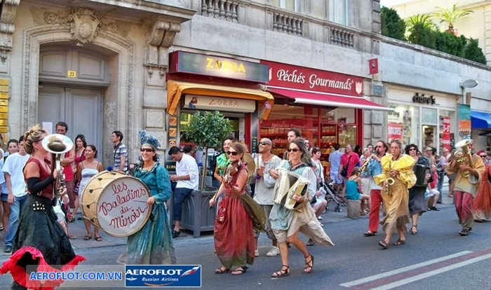 Lễ hội Festival dAvignon