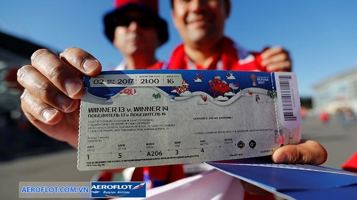 Lưu ý khi sang Nga xem World Cup 2018