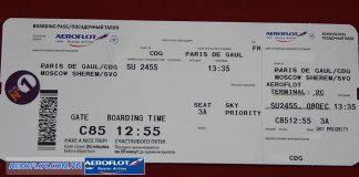 Cần kiểm tra kỹ thông tin sau khi mua vé máy bay