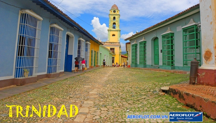 Thành phố Trinidad