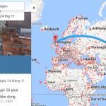 Tham khảo hành trình bay từ Hà Nội đến Glasgow