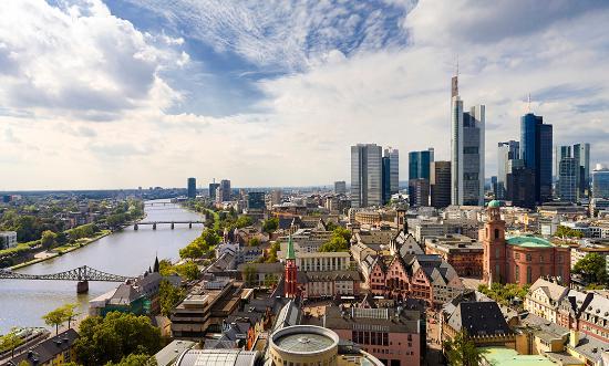 frankfurt Đức