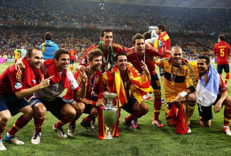 Đội bóng Tây Ban Nha