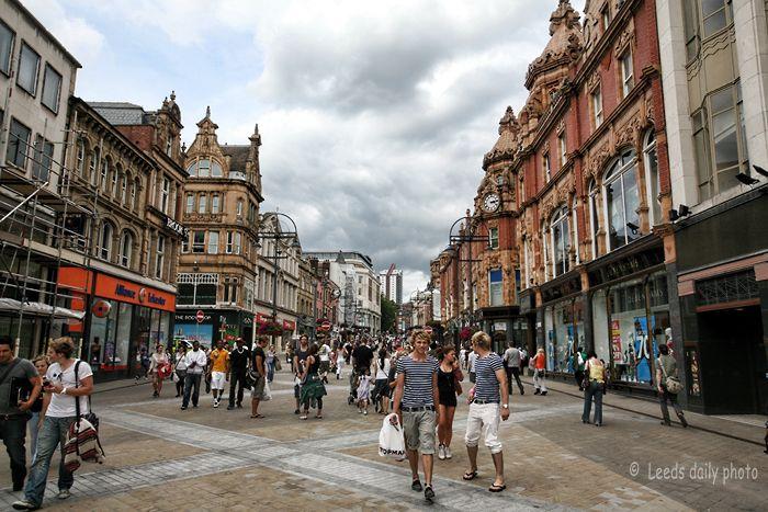 Thành phố Leeds