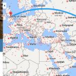Tham khảo hành trình bay từ Hà Nội đi Leeds
