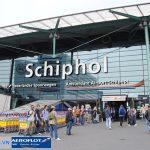 sân bay quốc tếSchiphol Amsterdam